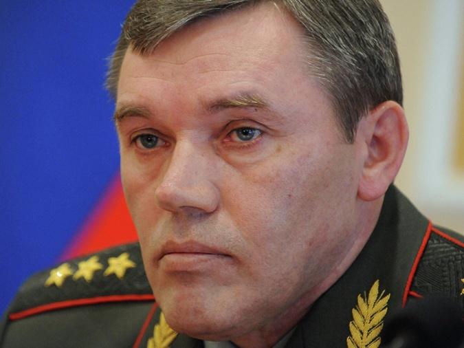 Начальника Генштаба Вооруженных сил РФ Валерия Герасимова подозревают в организации