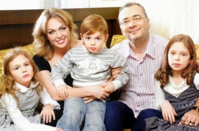 александр цекало с женой и детьми фото 2016