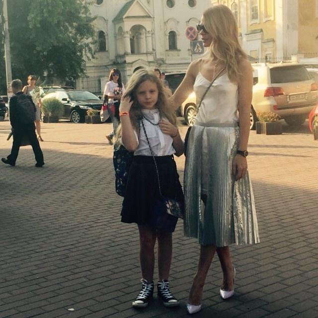 ольга фреймут с сыном фото