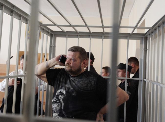 Мосийчук свой арест называет политической расправой и обжаловал его в суде.