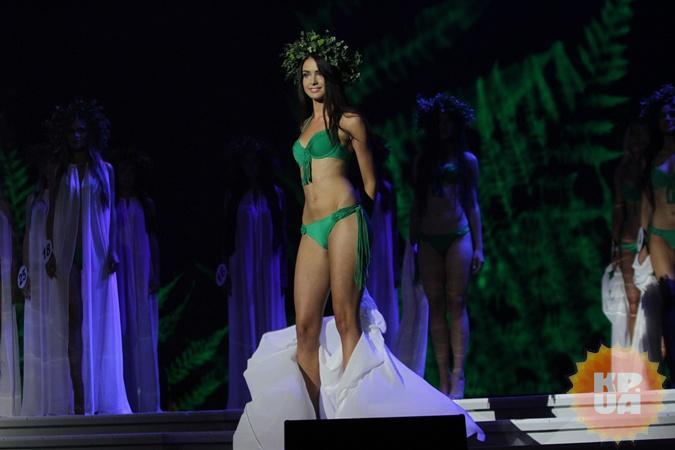 Победительница конкурса киевлянка Кристина Столока. Фото: Олег ТЕРЕЩЕНКО