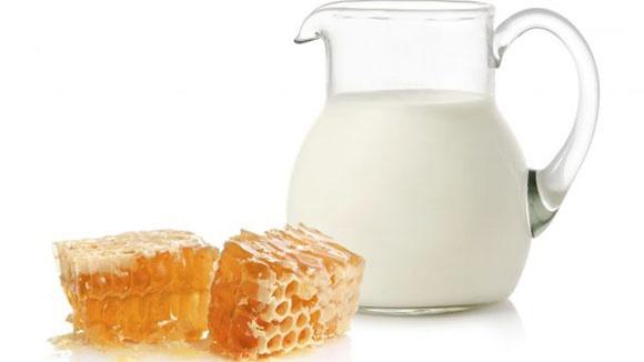 Молочная микстура. Фото: Соцсеть