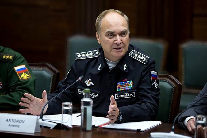 Замминистра обороны РФ Антонов заявил, что страна ведет переговоры с США.
