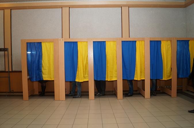 Избирательный участок. Фото: архив