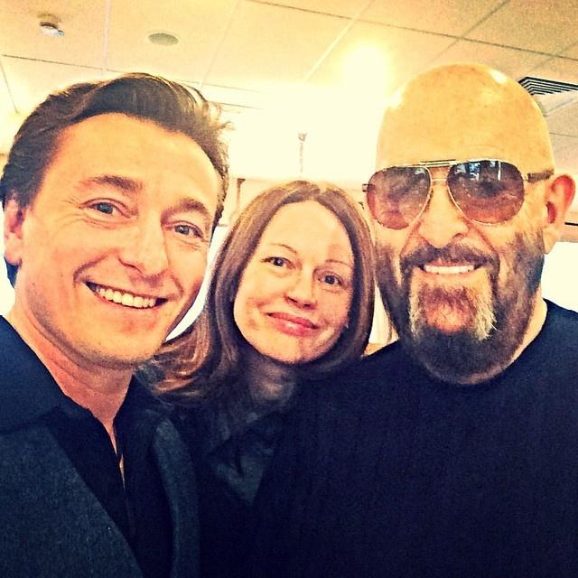 Последний раз фотографию с женой Ириной актер выложил 7 месяцев назад.
