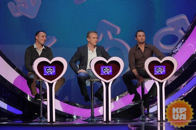 Слева направо: Борис, Евгений, Артем