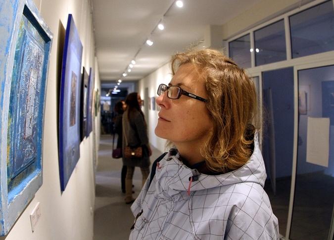 В Днепропетровске по меди рисуют жидким стеклом фото 1