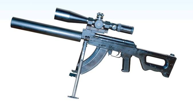 Новая винтовка.