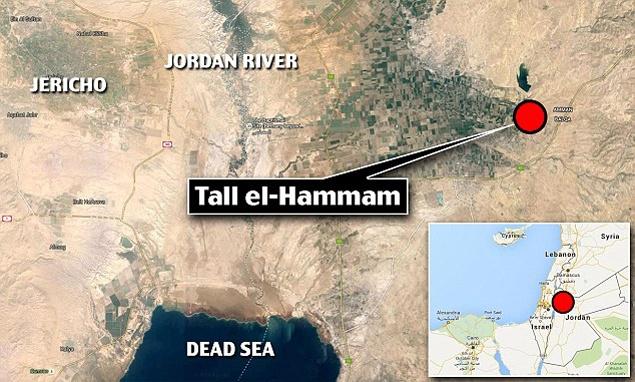 Археологи полагают, что установили точное местонахождение Содома.