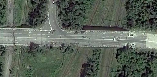 Как выглядит Донецк со спутника: появились фото города после обстрелов фото 5