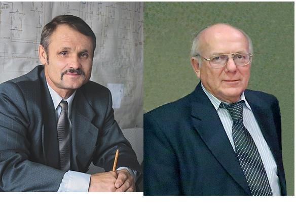 Убитые Караулов и Котляренко.