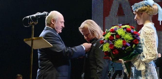Лукашенко назвал Дробыша настоящим мужиком.