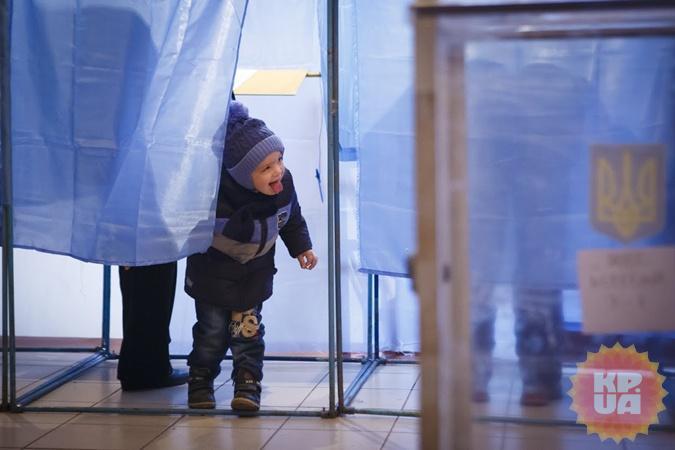 Выборы в Харькове. Фото: Константин БУНОВСКИЙ