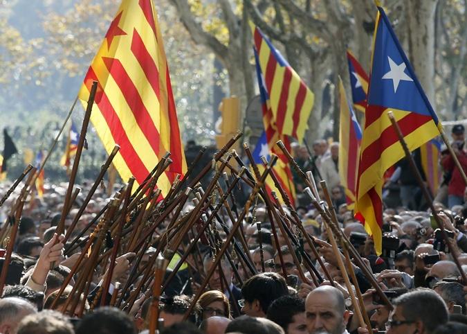 Референдум о независимости Каталонии провели 27 сентября 2015 года.