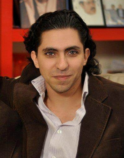 Из блогера Раиф Бадави превратился в писателя.