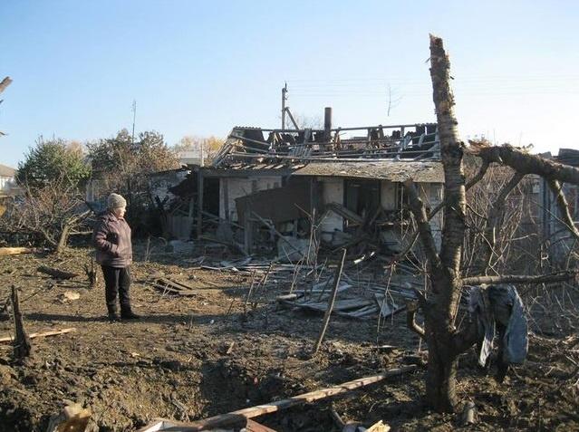 На восстановительные работы потребуются миллионы гривен.