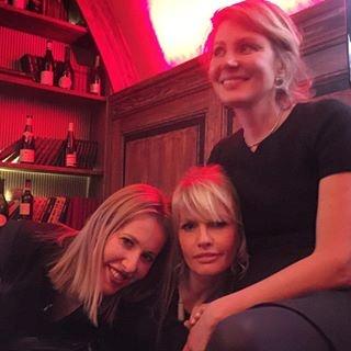 Ксения Собчак, Яна Расковалова и Рената Литвинова. Фото: Инстаграм