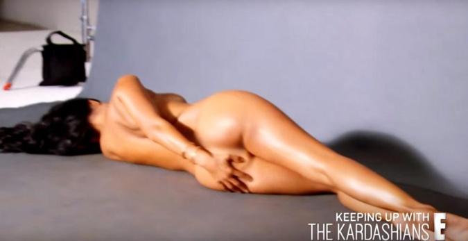 Съемка была сделана для журнала Vanity Fair.