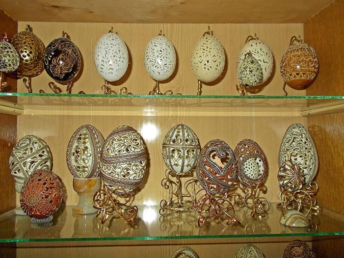 Изделия волынского Фаберже попали в Книгу рекордов Украины фото 1