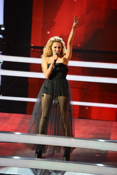 Регина тодоренко в голосе видео