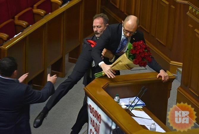Формально коалиция Рады до сих пор существует, - Яценюк - Цензор.НЕТ 2720