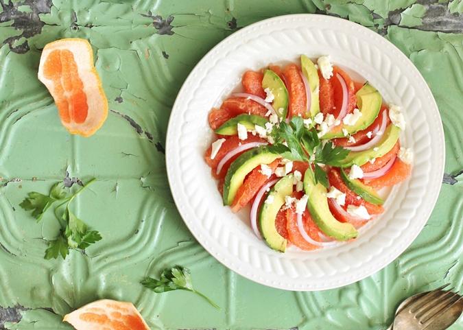 рецепты салатов с зеленой спаржей