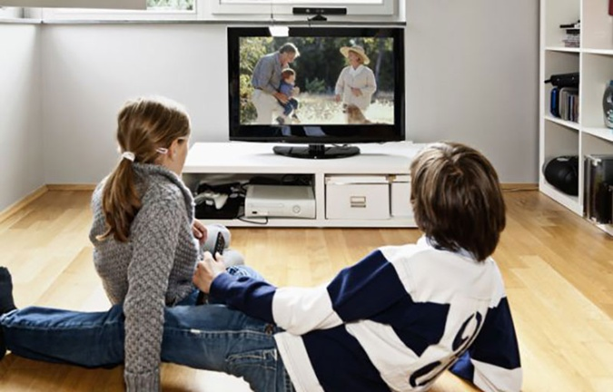 essays about children and television