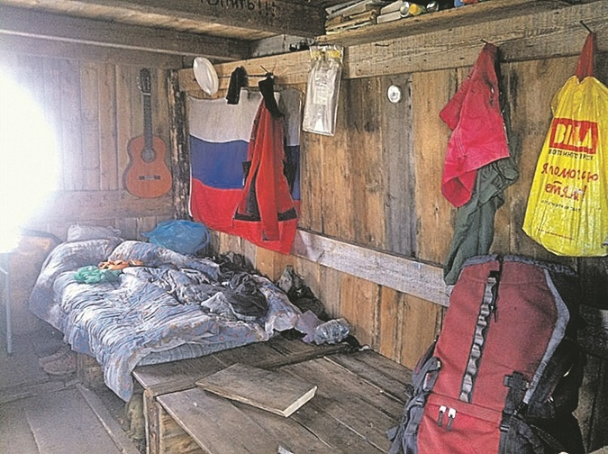 Размещены последние фото отшельника, погибшего наперевале Дятлова