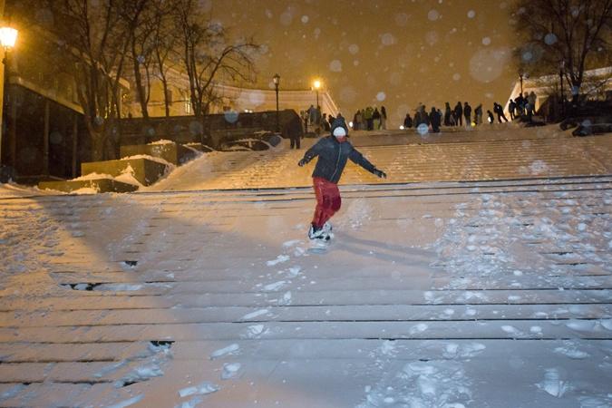 25 января занятия в школах Харьковской области отменены из-за погодных условий - Цензор.НЕТ 1151
