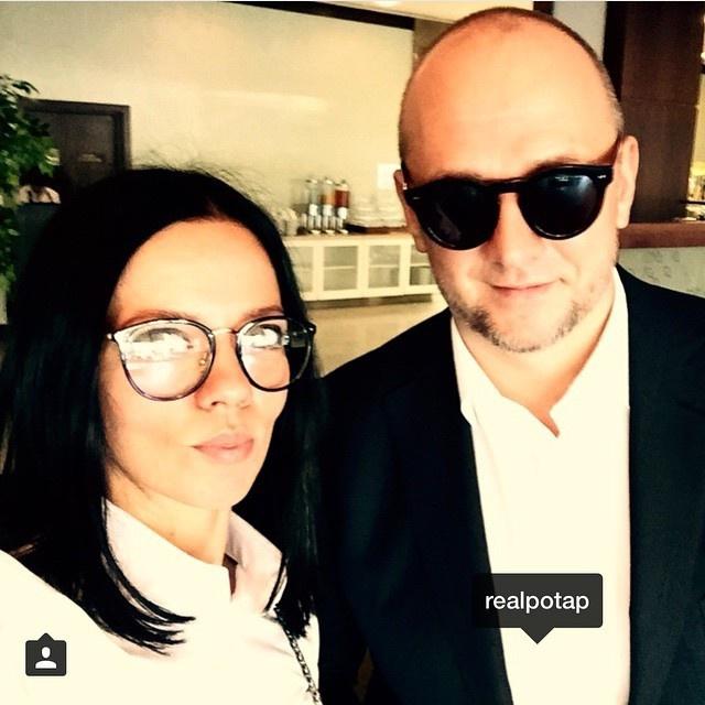 Жена певца Ирина Горовая вместе с Потапом руководит продюсерским центром MOZGI Entertainment.