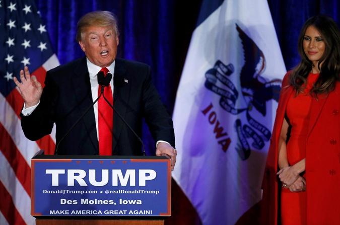 Дональд Трамп проиграл Теду Крузу.
