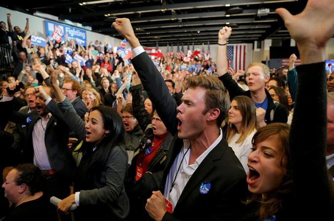 В кокусах принимают участие самые активные избиратели.