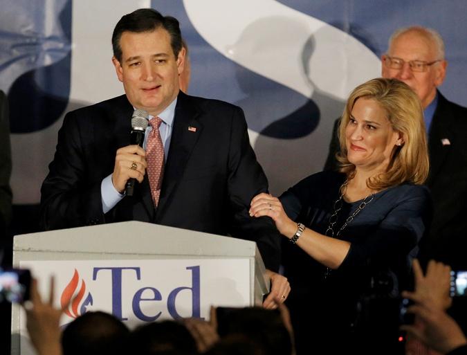 Тед Круз показал, что может побороться с Трампом.