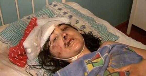 Ирину Крашкову жестоко избили  и изнасиловали сотрудники милиции.