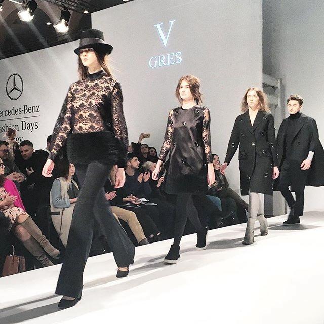Показ бренда Victoria Gres. Фото: соцсети