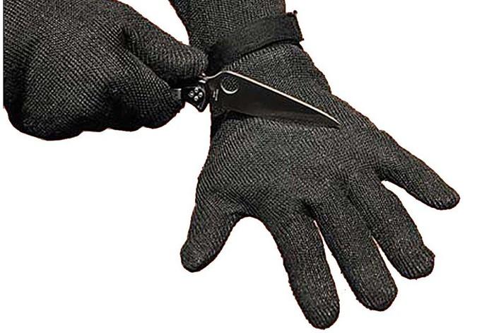 Тактические перчатки. Фото: Соцсеть