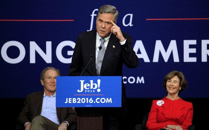 Джеб Буш.
