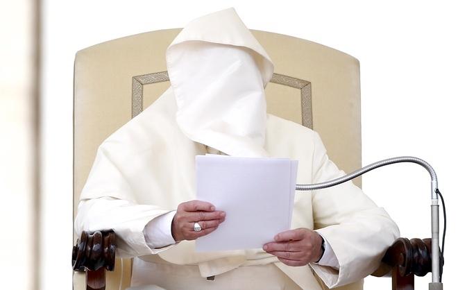 Конфуз в Ватикане.