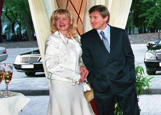 Жёны самых богатых людей Украины  Блогер aniase на сайте