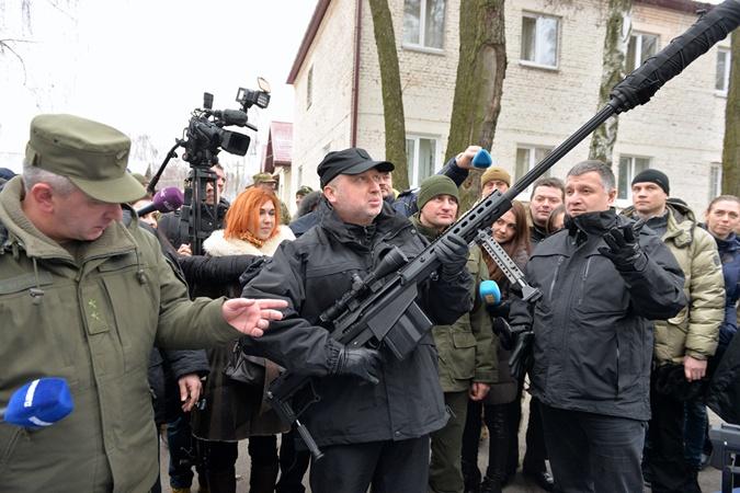 Порошенко прибыл в Харьков, откуда вылетит к военнослужащим на Луганщину, - Цеголко - Цензор.НЕТ 702