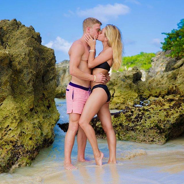 Никита и Катерина давно не скрывают свои романтические отношения. Фото: Instagram