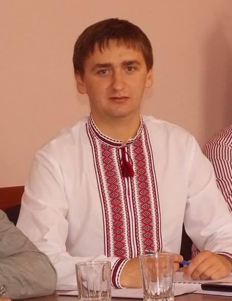 В Олевске Николайчука знают, как борца с янтарной мафией.