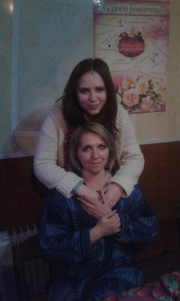 Жена и дочь Тимофеева.