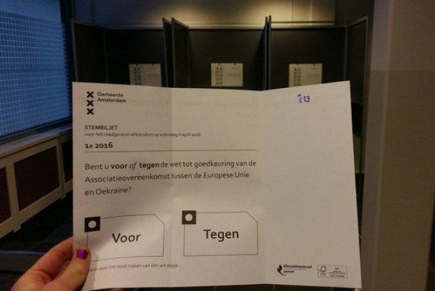 Премьер Нидерландов призывает голосовать «за» Ассоциацию Украины иЕС