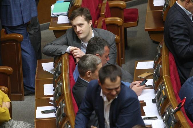 Алексей Порошенко.