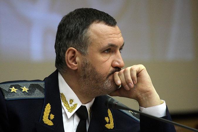 Ренат Кузьмин хотел заставит Ющенко сдать кровь.