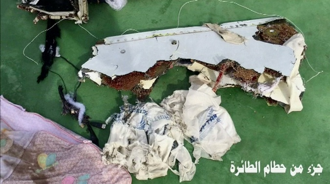 Эксперты о гибели египетского лайнера: поворот самолета в воздухе на 360 градусов - это перебор фото 2