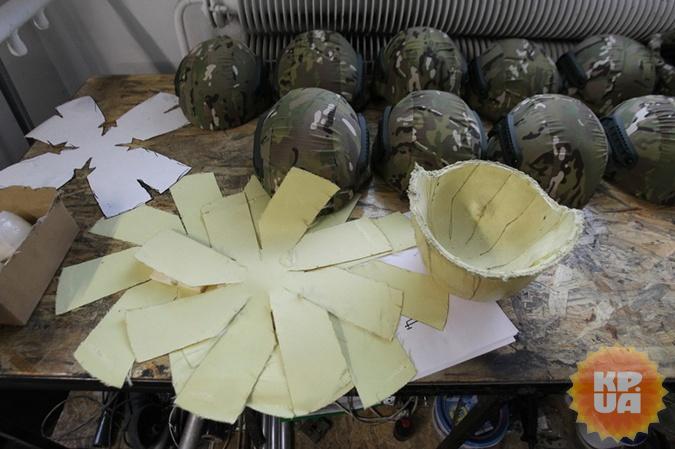 Как сделать бронепанели