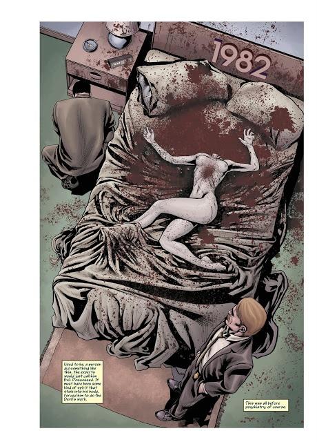 Шокирующее убийство в Америке: у киевлянки выкачали кровь по сюжету комикса фото 4