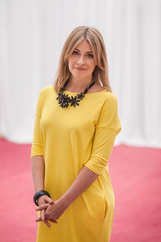 Елена Кравец запустила линию одежды для беременных - Новости на KP.UA 84cdbb34741